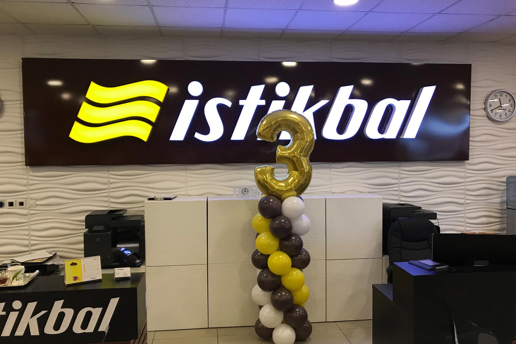 Event-Ballons Geschaft Moebel