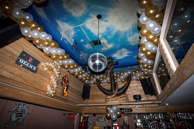 Event-Balloons, Anleger 15, Party, Tanzen, Feiern, Reeperbahn, Davidstr, Kiez